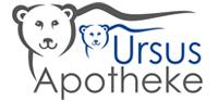 das Logo der Ursus Apotheke