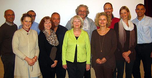 Foto Gründungsmitglieder